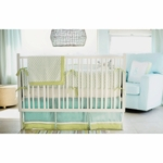 New Arrivals Sprout 3 Piece Baby Crib Bedding Set