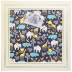 New Arrivals Urban Zoo in Grey Memo Board