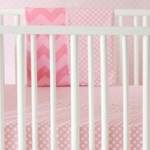 New Arrivals Zig Zag Pink Sugar Blanket