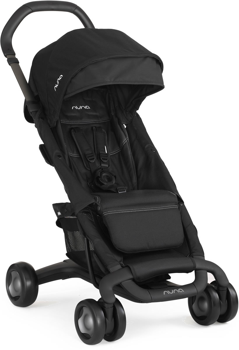 Nuna Pepp Stroller with Dream Drape - Night