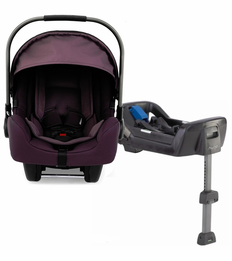 nuna pipa infant car seat blackberry. Black Bedroom Furniture Sets. Home Design Ideas