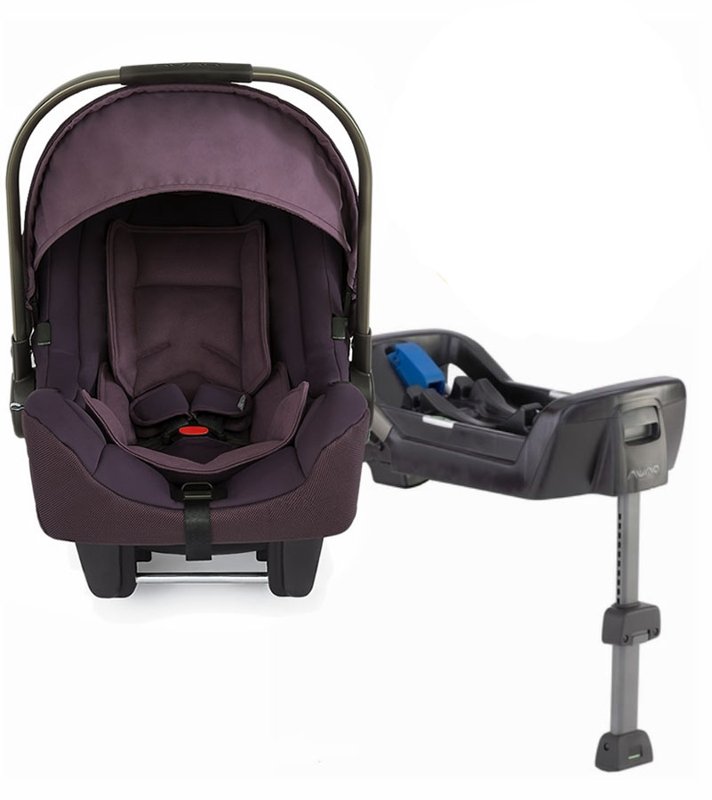 Nuna Pipa Infant Car Seat - Blackberry