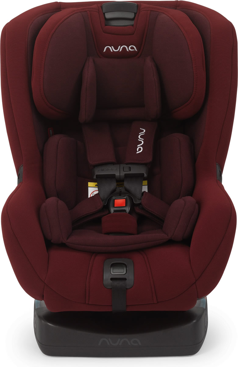 Nuna RAVA Convertible Car Seat - Berry