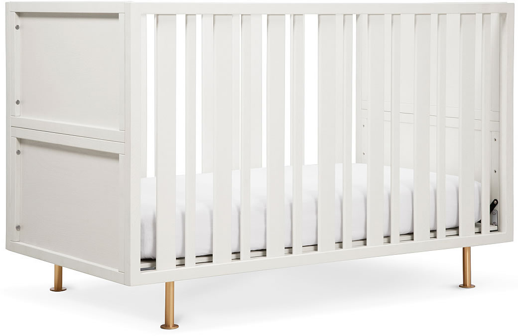 Nursery Works Novella Crib - Dune White
