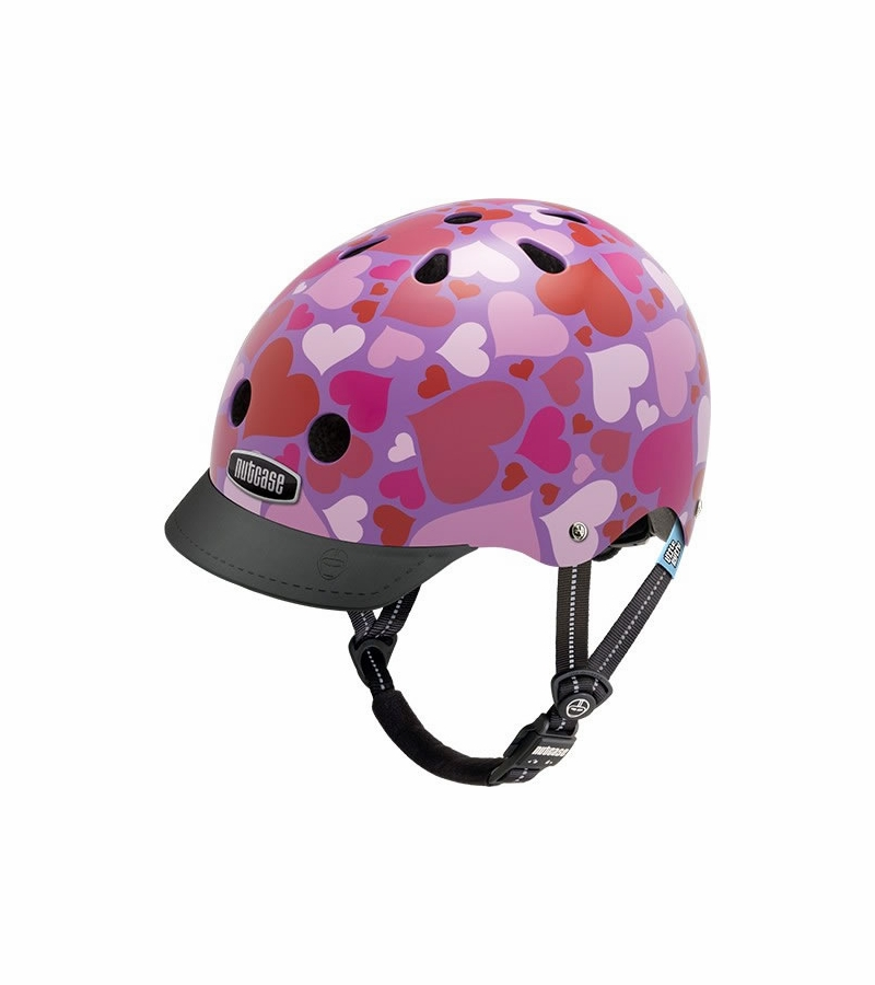 nutcase little nutty lotsa love g3 helmet
