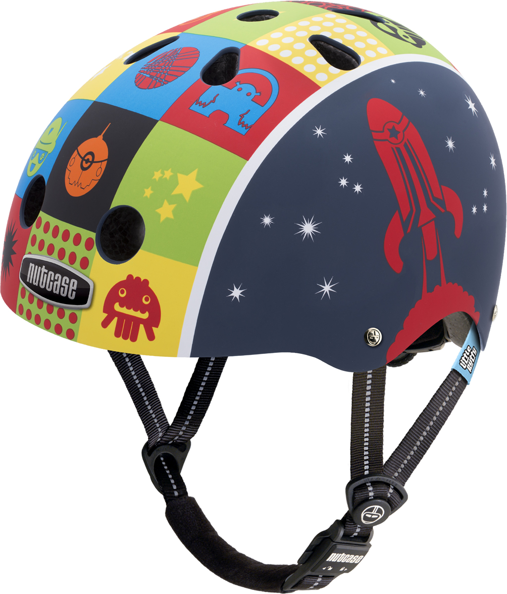 nutcase baby nutty street bike helmet. Black Bedroom Furniture Sets. Home Design Ideas