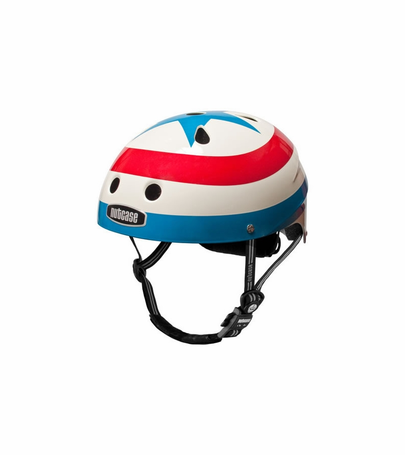 nutcase little nutty speed star helmet. Black Bedroom Furniture Sets. Home Design Ideas