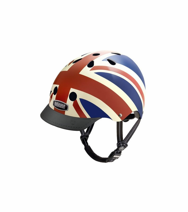 nutcase little nutty union jack g3 helmet. Black Bedroom Furniture Sets. Home Design Ideas