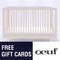 Oeuf FREE Gift Card Furniture Promo
