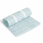 Oilo Extra Changing Pad Topper in Aqua
