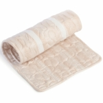 Oilo Extra Changing Pad Topper in Blush