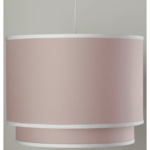 Oilo Solid Double Cylinder Light in Blush