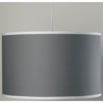 Oilo Solid Large Cylinder Light in Stone