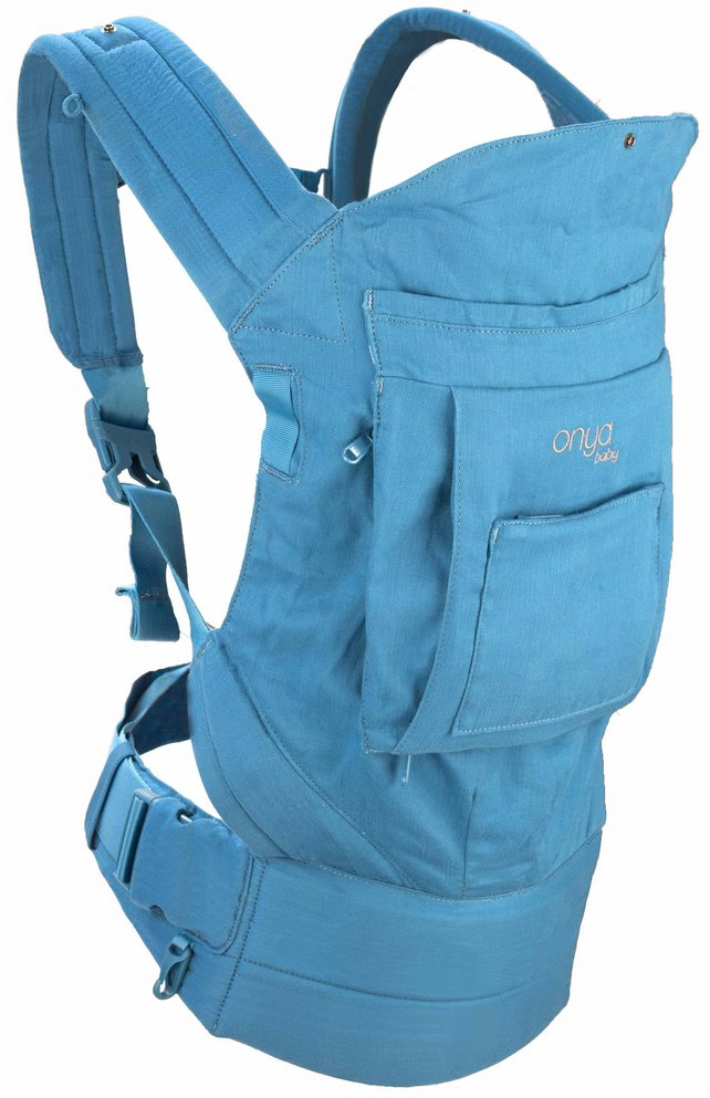 Onya Baby Cruiser Infant Carrier - Lapis Blue