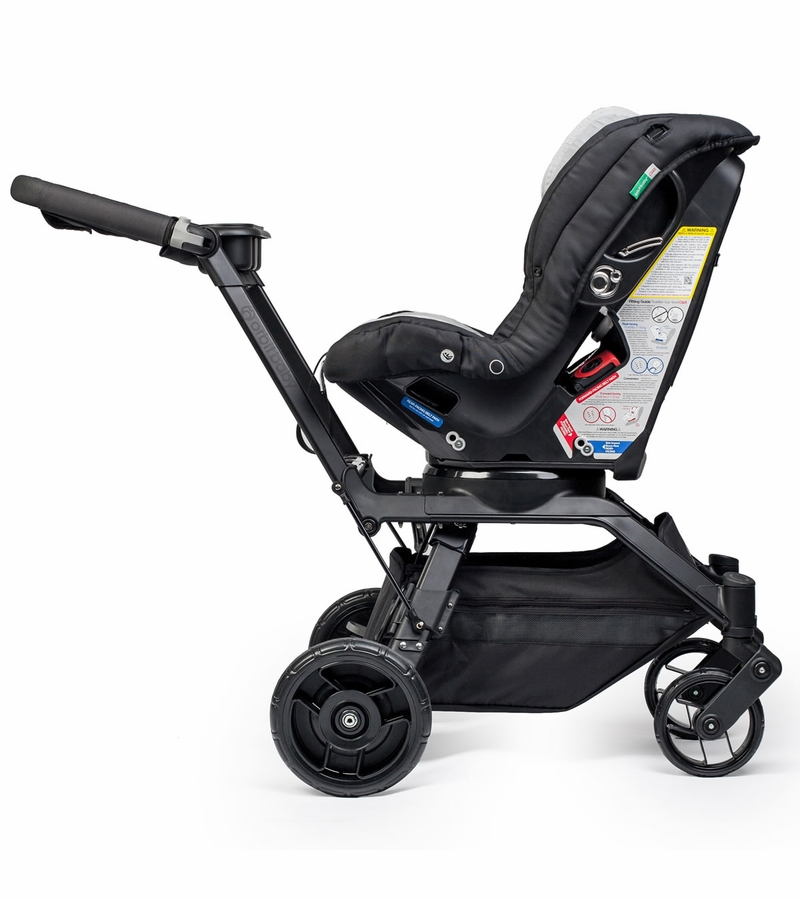 Orbit Baby Double Helix Stroller Frame Black