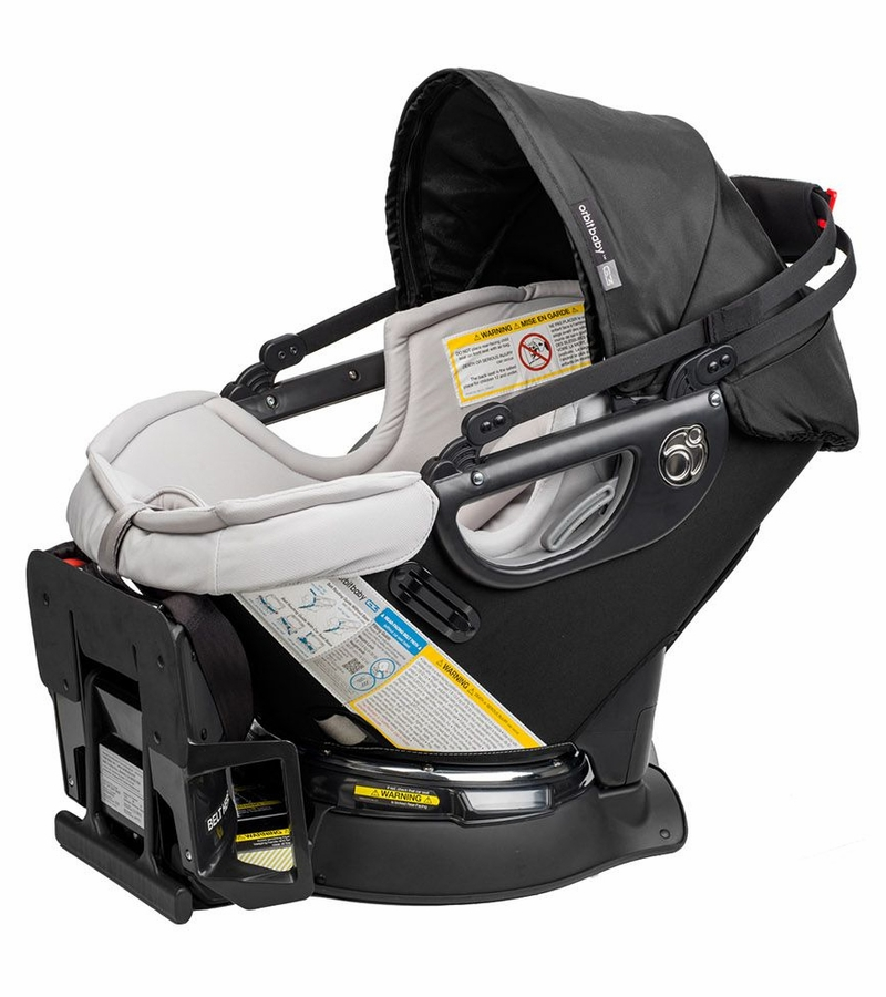 Orbit Baby G Infant Car Seat Reviews