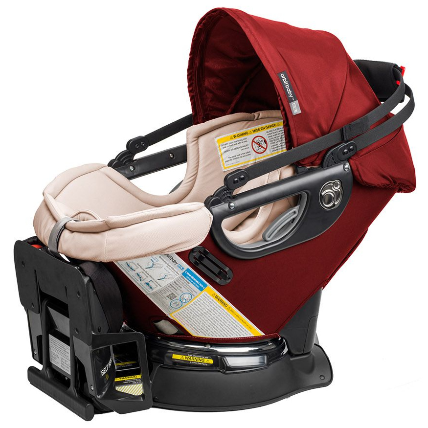 Orbit Baby G Infant Car Seat And Base