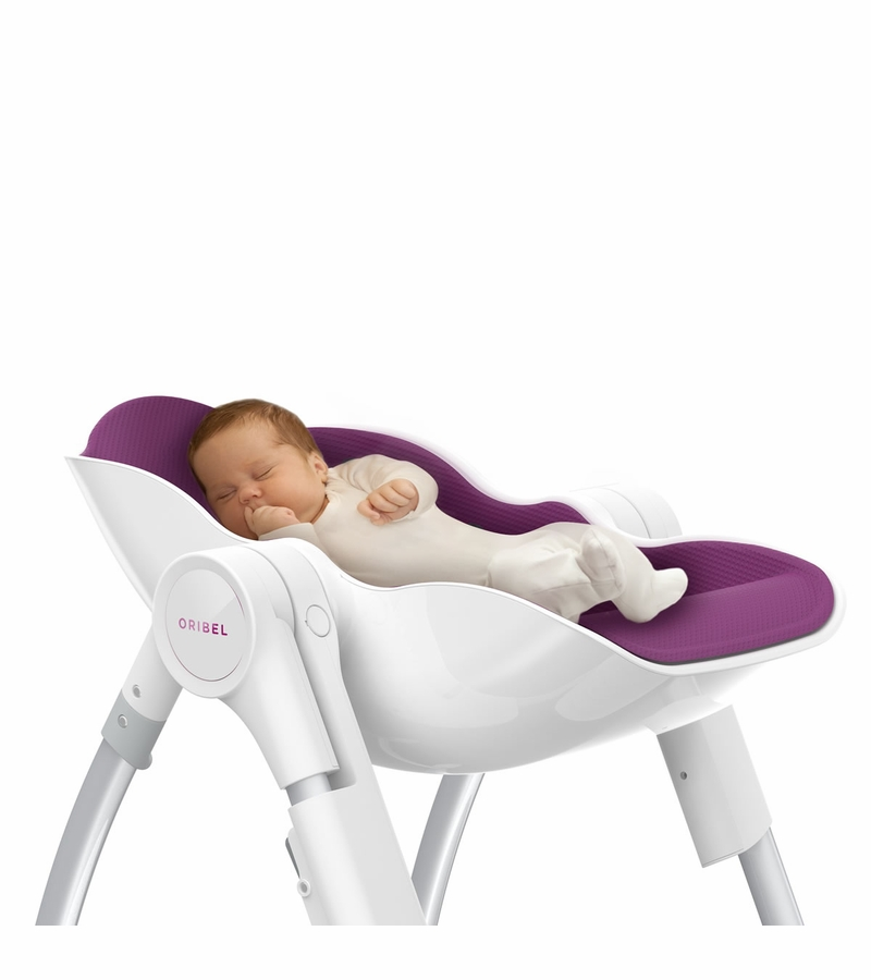sc 1 st  Albee Baby & Oribel Cocoon High Chair - Slate
