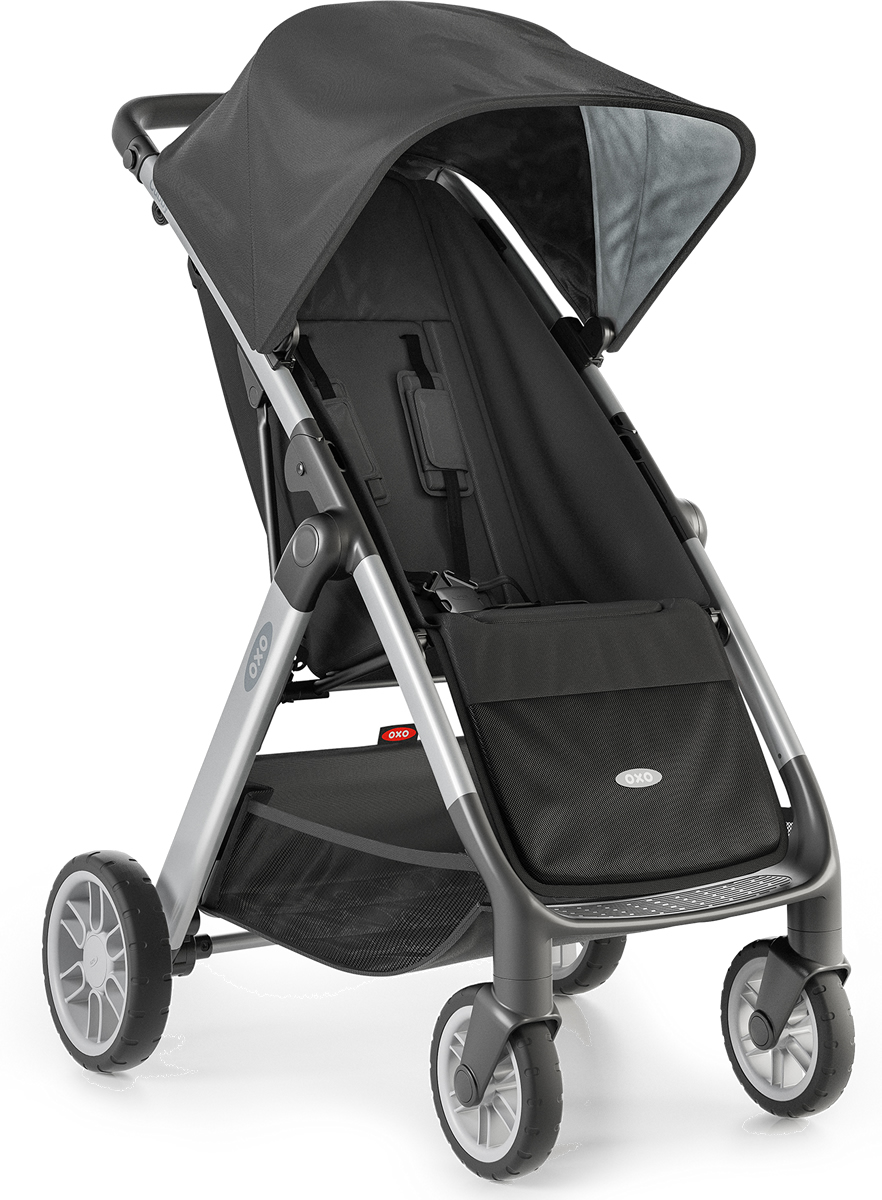 Oxo Tot Cubby Stroller - Charcoal