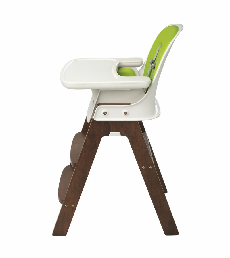 Oxo Tot Sprout High Chair Green Walnut
