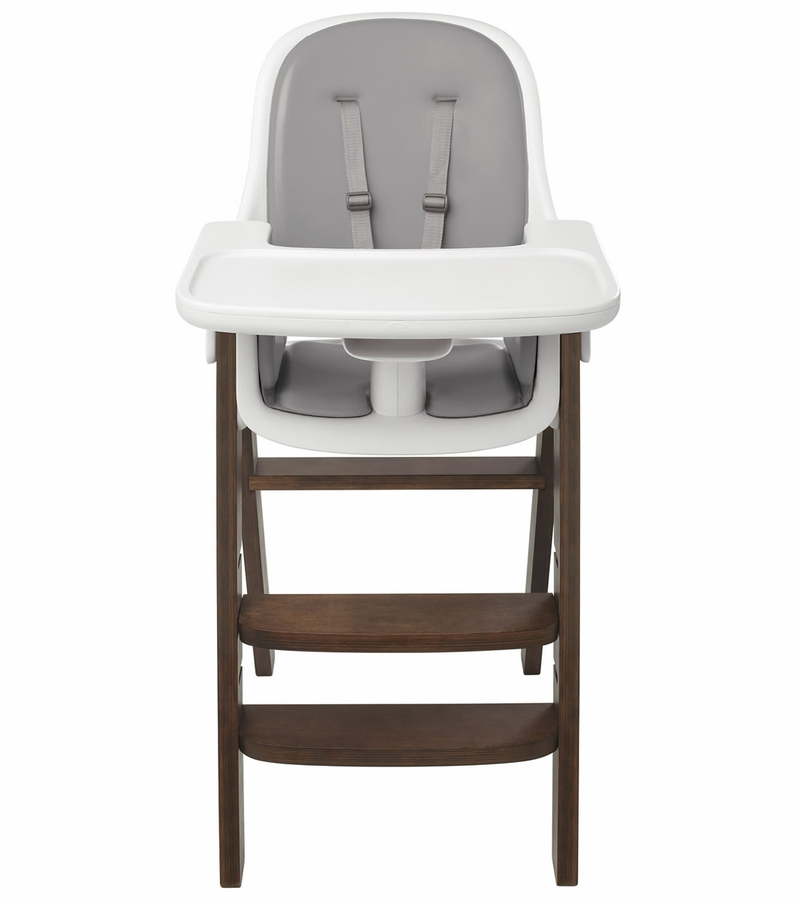 Oxo Tot Sprout High Chair Gray Walnut