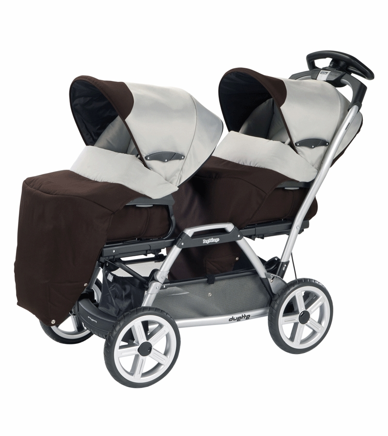 peg perego 2010 duette sw seats in java. Black Bedroom Furniture Sets. Home Design Ideas