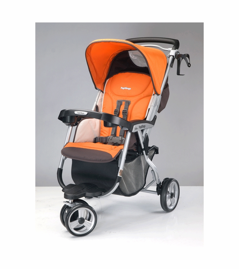 peg perego 2010 vela stroller in tropical. Black Bedroom Furniture Sets. Home Design Ideas
