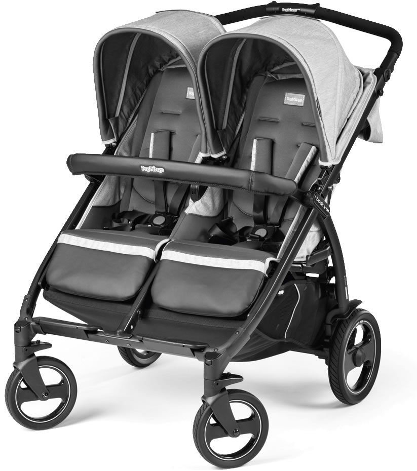 Peg-Perego Book for Two Double Stroller - Atmosphere