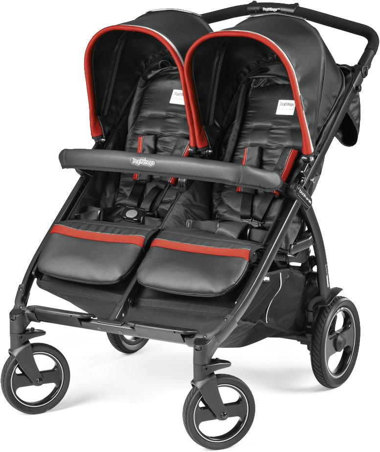 Peg-Perego Book for Two Double Stroller - Synergy
