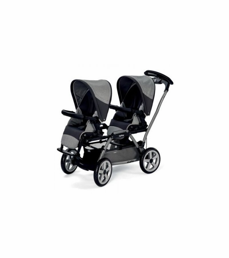peg perego duette sw chassis black. Black Bedroom Furniture Sets. Home Design Ideas