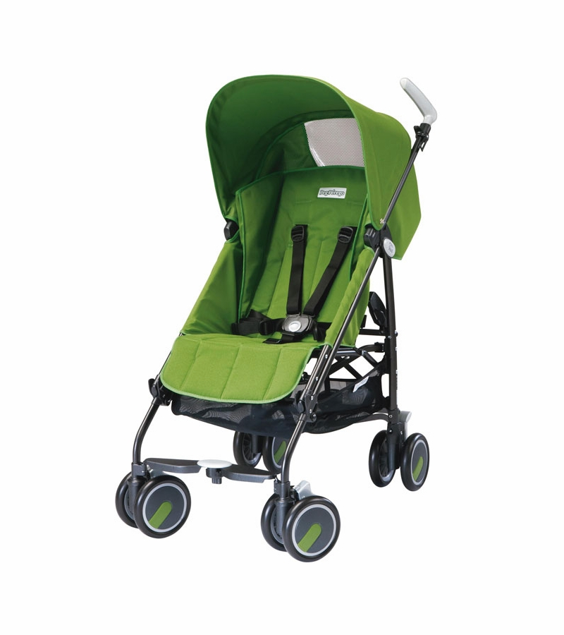 peg perego pliko mini lightweight stroller aloe green. Black Bedroom Furniture Sets. Home Design Ideas