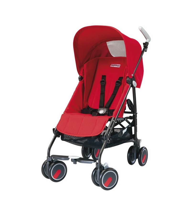peg perego pliko mini lightweight stroller fire red. Black Bedroom Furniture Sets. Home Design Ideas