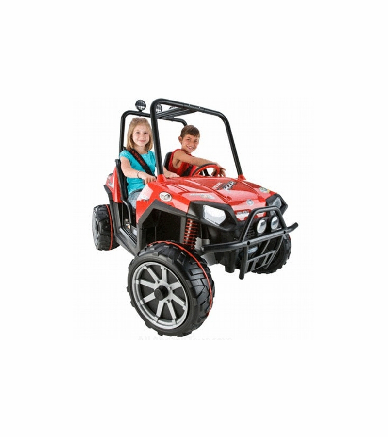 Peg perego polaris ranger 24 volt ride on toy publicscrutiny Images