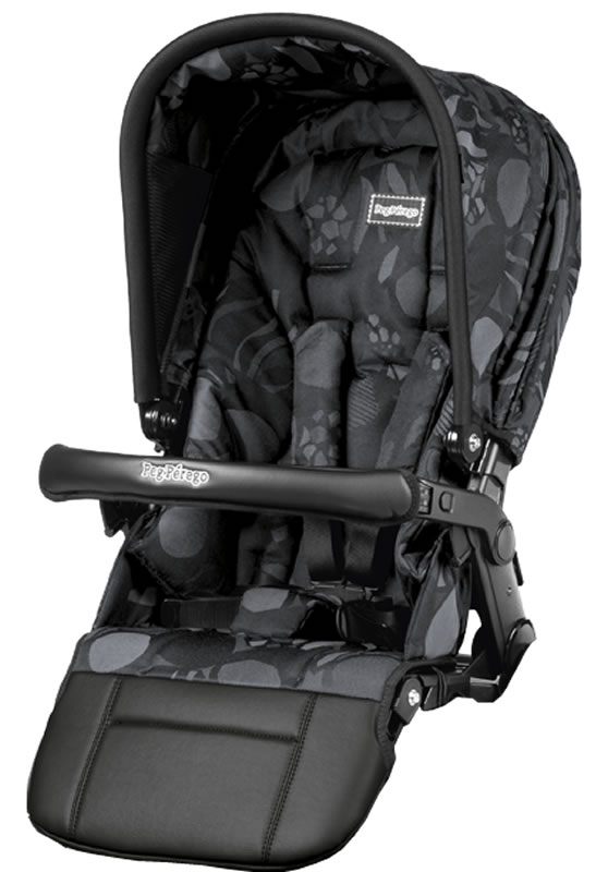 Peg-Perego Pop-Up Seat for Team, Duette & Triplette Strollers - Universo