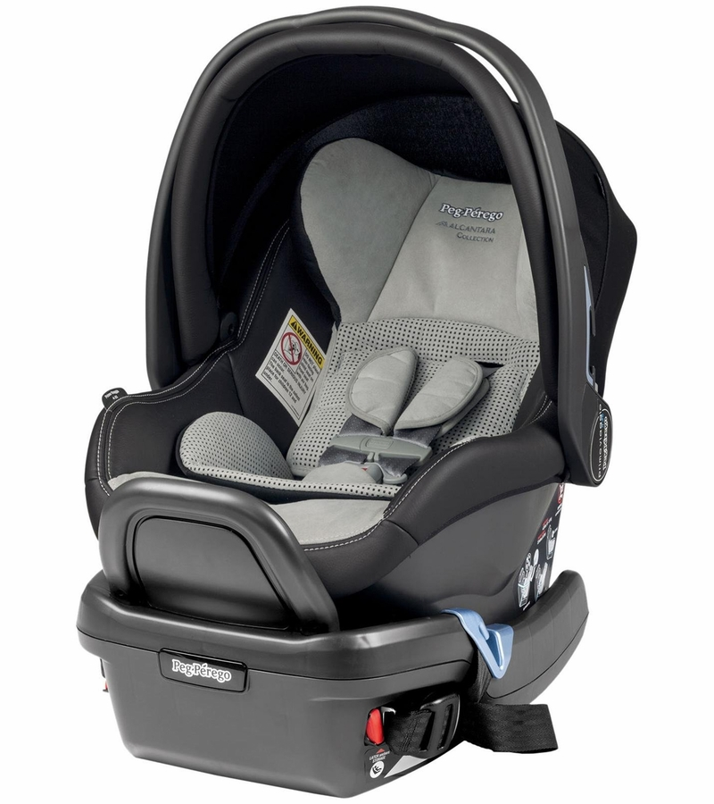peg perego primo viaggio 4 35 infant car seat alcantara. Black Bedroom Furniture Sets. Home Design Ideas