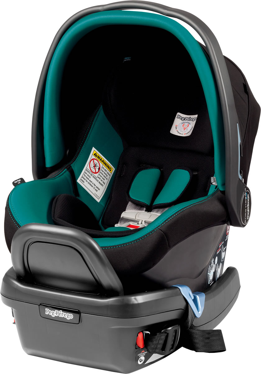 Peg-Perego Primo Viaggio 4-35 Infant Car Seat - Aquamarine
