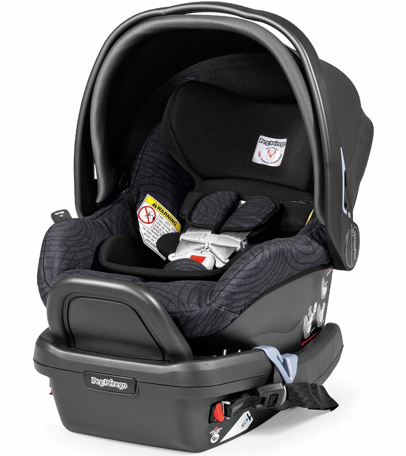 Peg Perego Primo Viaggio 4 35 Infant Car Seat Circles Grey