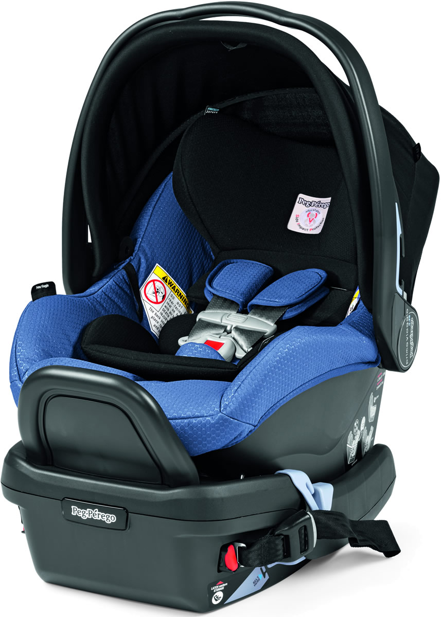Peg-Perego Primo Viaggio 4-35 Infant Car Seat - Mod Bluette