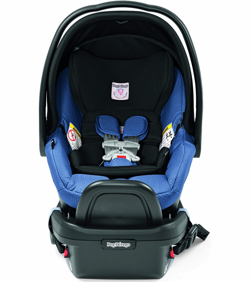 peg perego primo viaggio 4 35 infant car seat mod bluette. Black Bedroom Furniture Sets. Home Design Ideas