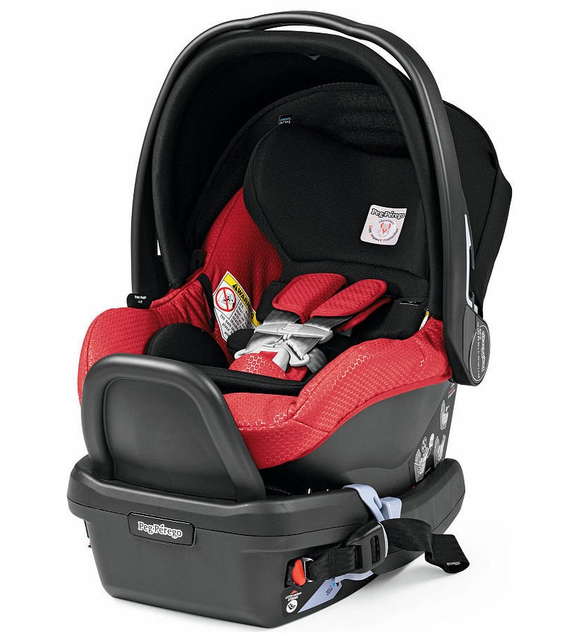 peg perego primo viaggio 4 35 infant car seat mod red. Black Bedroom Furniture Sets. Home Design Ideas