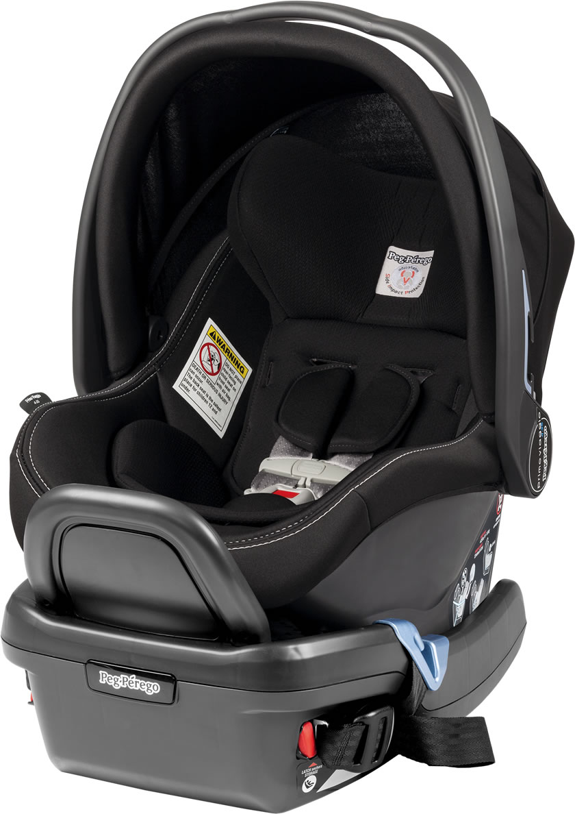 Peg-Perego Primo Viaggio 4-35 Infant Car Seat - Onyx