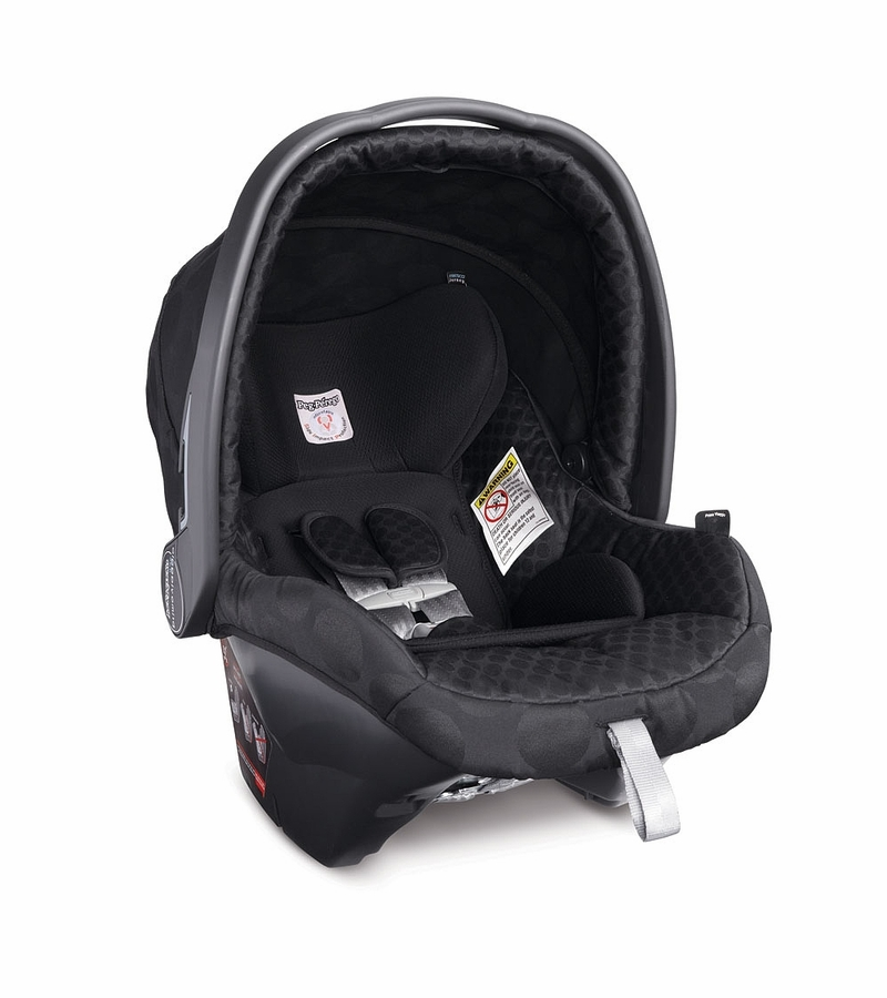 Peg Perego Primo Viaggio 4 35 Infant Car Seat Pois Black