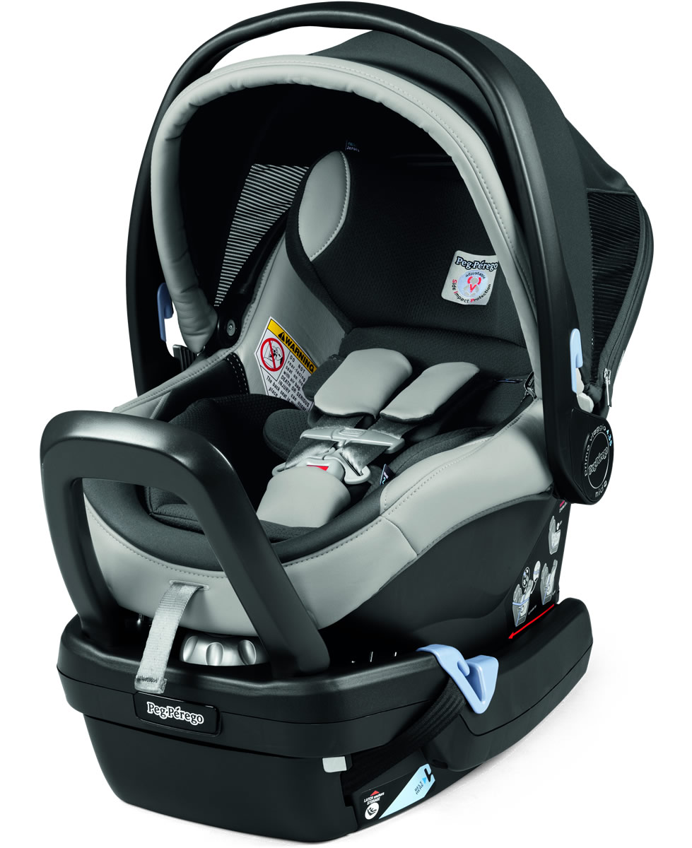 peg perego primo viaggio 4 35 nido infant car seat ice. Black Bedroom Furniture Sets. Home Design Ideas