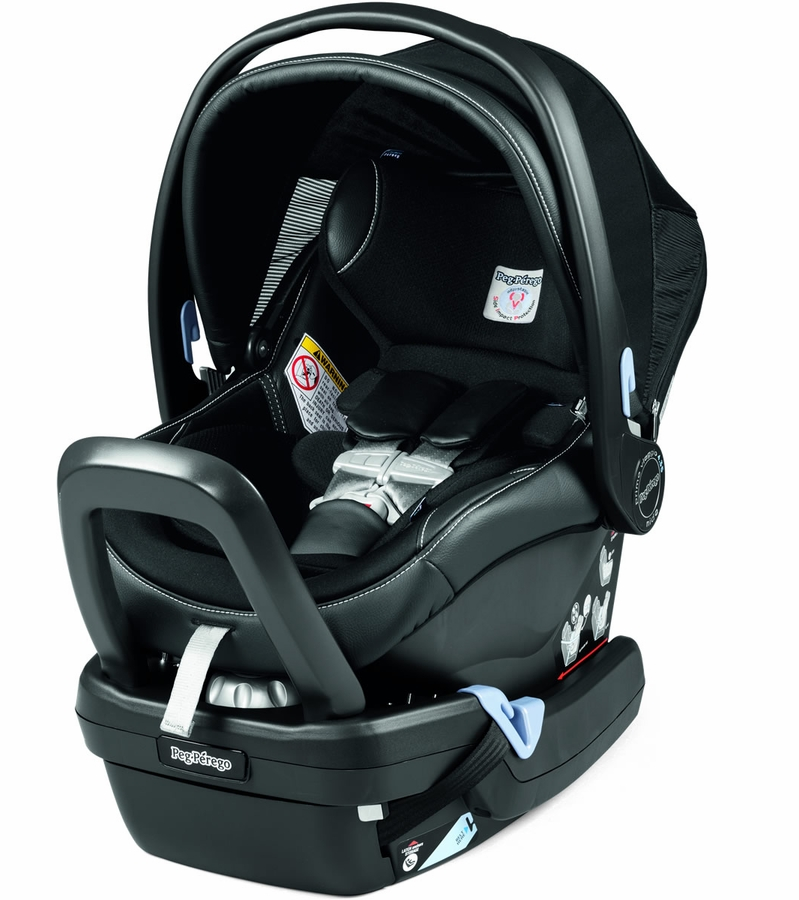 peg perego primo viaggio 4 35 nido infant car seat licorice. Black Bedroom Furniture Sets. Home Design Ideas