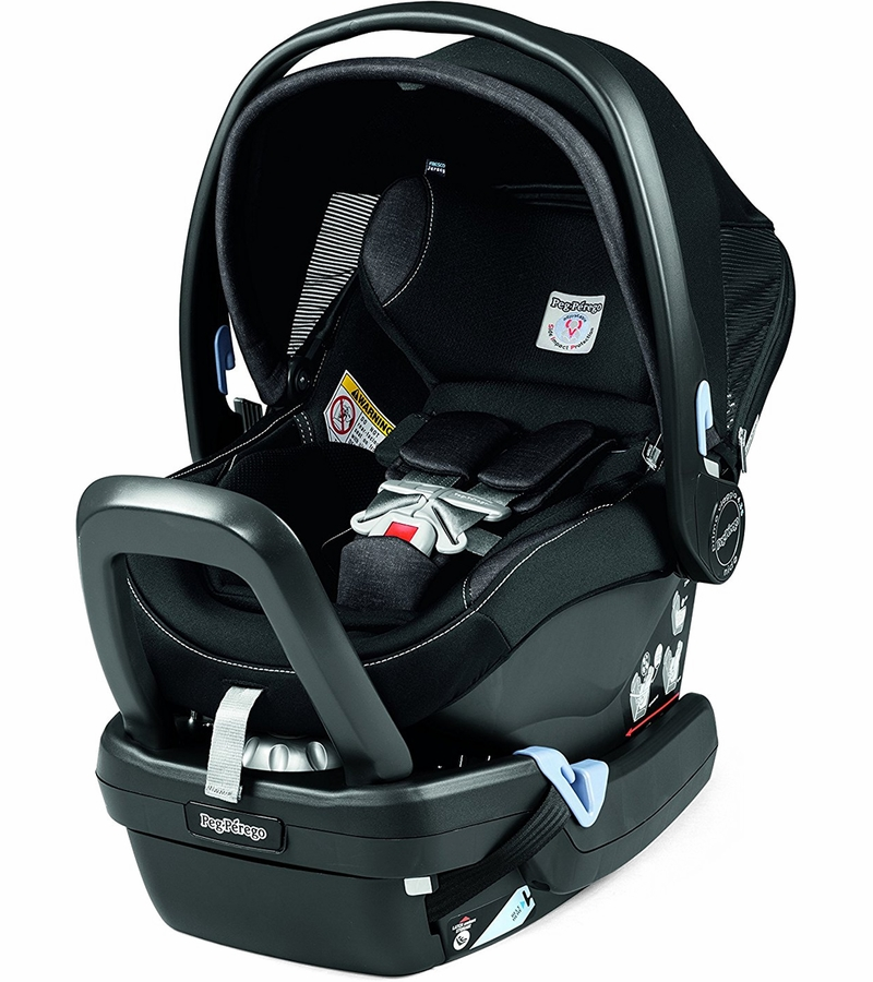 peg perego primo viaggio 4 35 nido infant car seat onyx. Black Bedroom Furniture Sets. Home Design Ideas