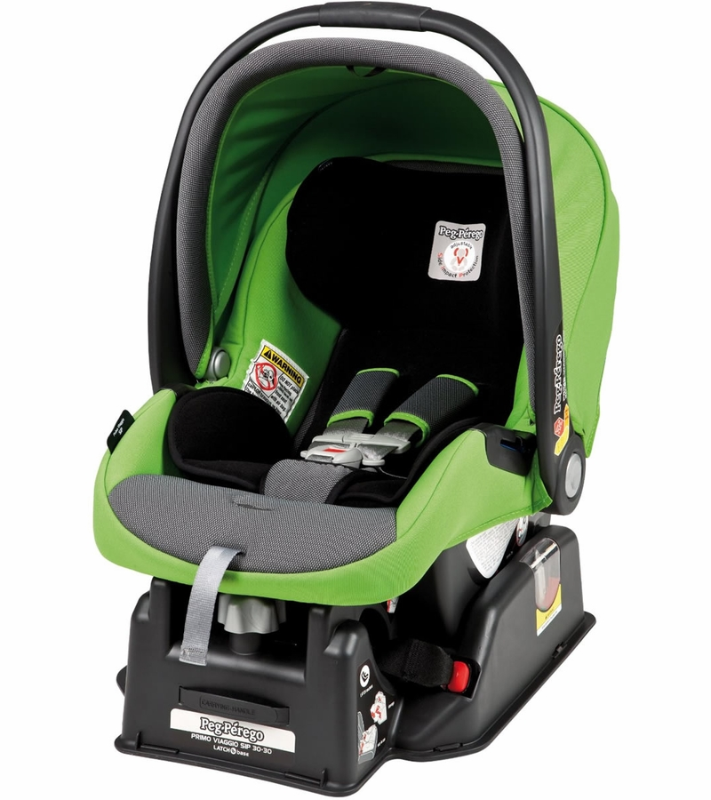 peg perego primo viaggio sip 30 30 infant car seat in mentha green. Black Bedroom Furniture Sets. Home Design Ideas