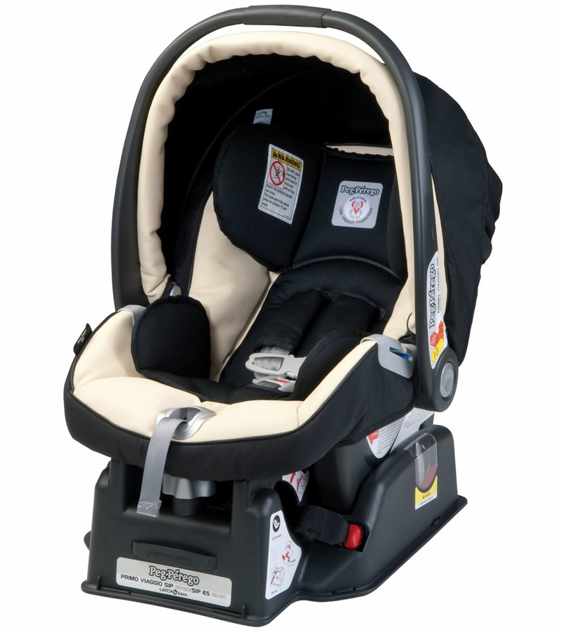 peg perego primo viaggio sip 30 30 infant car seat in paloma leatherette. Black Bedroom Furniture Sets. Home Design Ideas