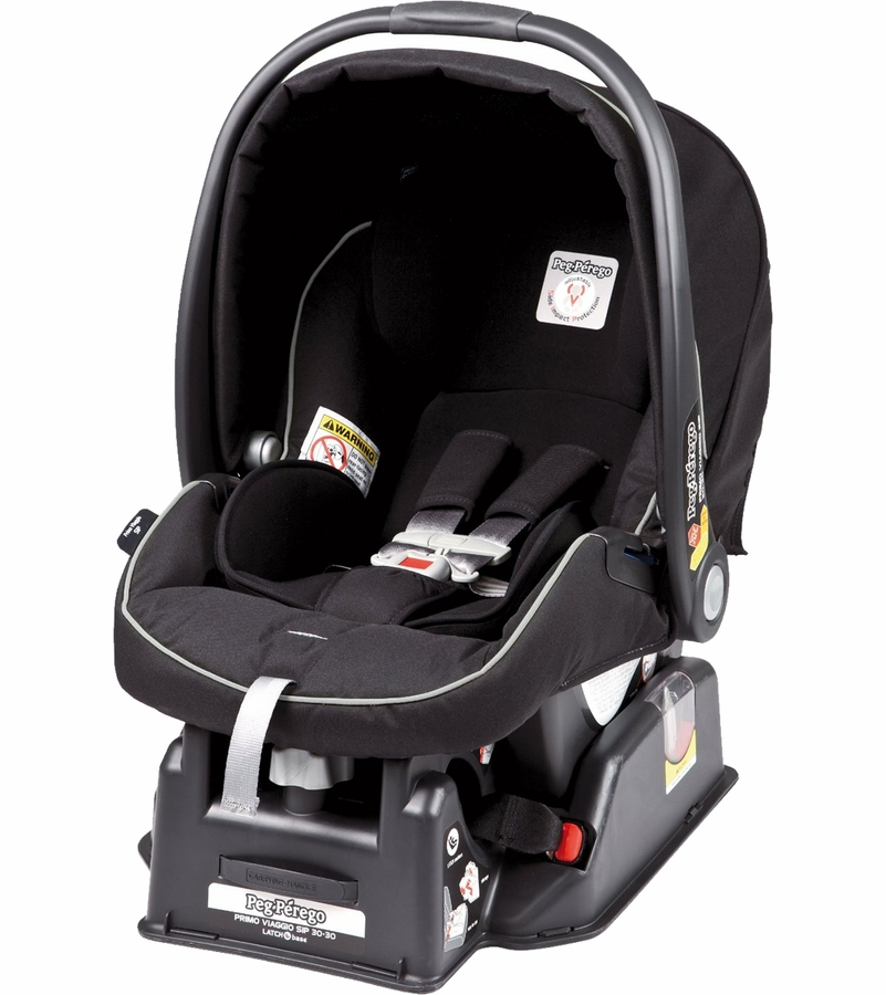 peg perego primo viaggio sip 30 30 infant car seat nero reflect. Black Bedroom Furniture Sets. Home Design Ideas