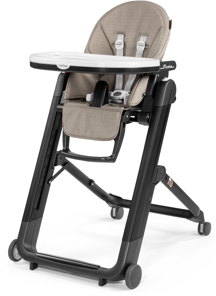 ITEM# IMSIESNA03CD36  sc 1 st  Albee Baby & Peg Perego Siesta High Chair - Ginger Grey