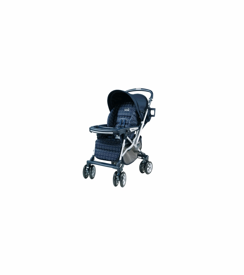 peg perego venezia stroller 2007 crystal blu. Black Bedroom Furniture Sets. Home Design Ideas